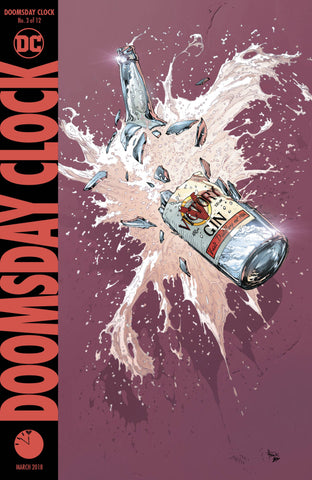 DOOMSDAY CLOCK #3 (OF 12) - Packrat Comics