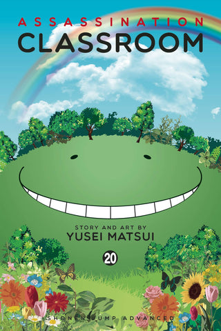 ASSASSINATION CLASSROOM GN VOL 20 - Packrat Comics