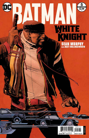 BATMAN WHITE KNIGHT #5 (OF 8) VAR ED