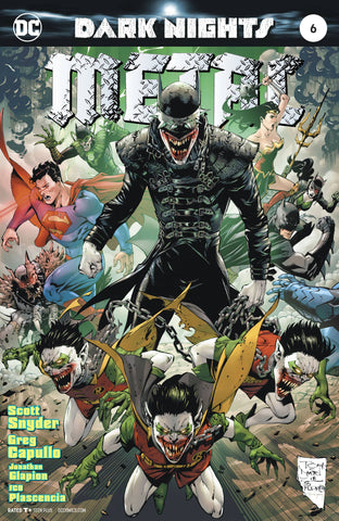 DARK NIGHTS METAL #6 (OF 6) DANIEL VAR ED - Packrat Comics