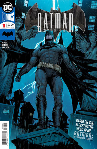 BATMAN SINS OF THE FATHER #1 (OF 6) - Packrat Comics