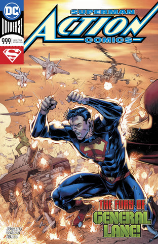 ACTION COMICS #999 - Packrat Comics