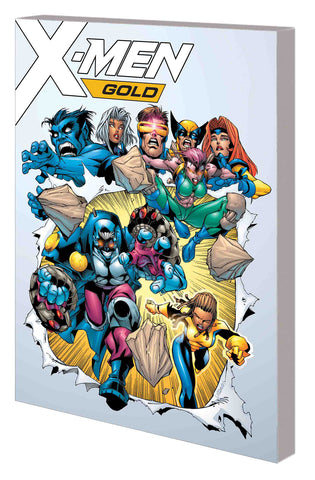 X-MEN GOLD TP VOL 00 HOMECOMING - Packrat Comics