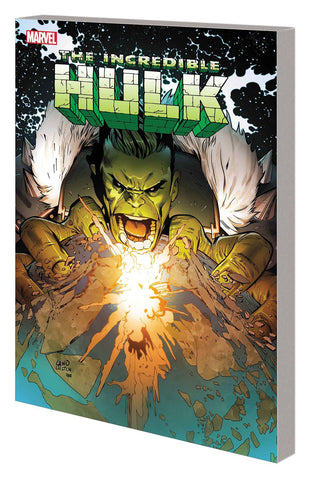 HULK RETURN TO PLANET HULK TP - Packrat Comics
