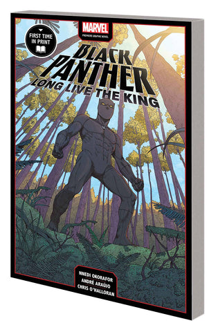 BLACK PANTHER LONG LIVE THE KING MPGN TP - Packrat Comics