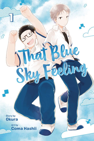 THAT BLUE SKY FEELING GN VOL 01 - Packrat Comics