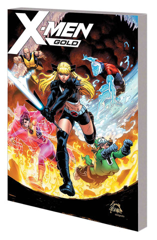 X-MEN GOLD TP VOL 05 CRUEL AND UNUSUAL - Packrat Comics