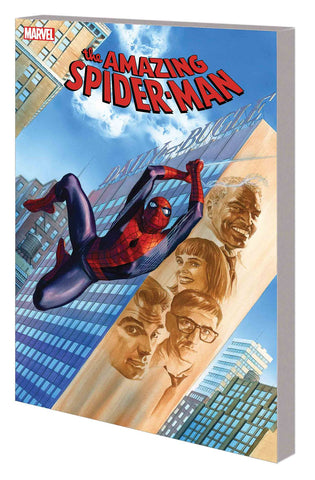 AMAZING SPIDER-MAN WORLDWIDE TP VOL 08