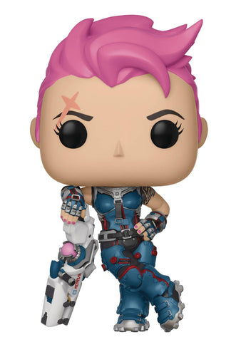 POP OVERWATCH ZARYA VINYL FIGURE - Packrat Comics