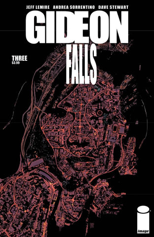 GIDEON FALLS #3 CVR A SORRENTINO (MR) - Packrat Comics