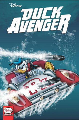 DUCK AVENGER NEW ADVENTURES TP BOOK 03 - Packrat Comics
