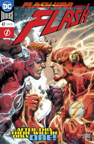 FLASH #47 - Packrat Comics