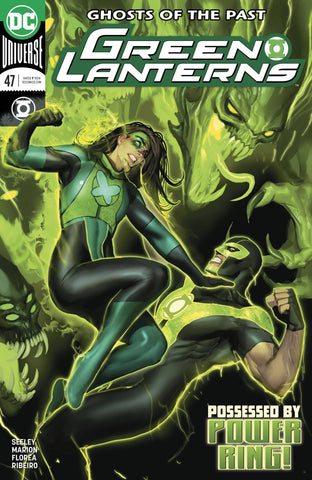 GREEN LANTERNS #47 - Packrat Comics