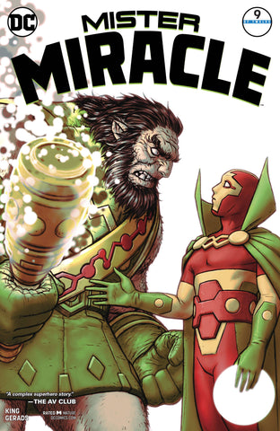 MISTER MIRACLE #9 (OF 12) - Packrat Comics