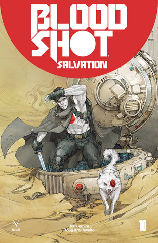 BLOODSHOT SALVATION #10 (NEW ARC) CVR A ROCAFORT