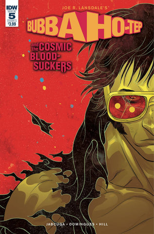 BUBBA HO-TEP & COSMIC BLOOD-SUCKERS #5 CVR A RIVAS - Packrat Comics