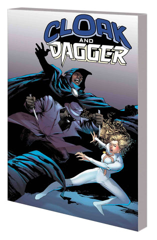 CLOAK AND DAGGER TP PREDATOR AND PREY - Packrat Comics
