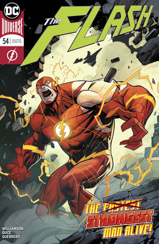 FLASH #54 - Packrat Comics