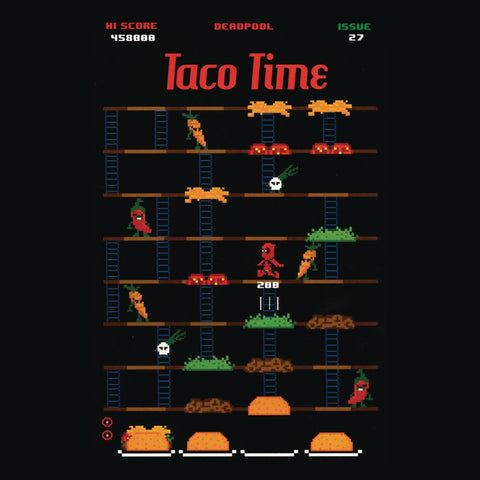 DEADPOOL TACO TIME