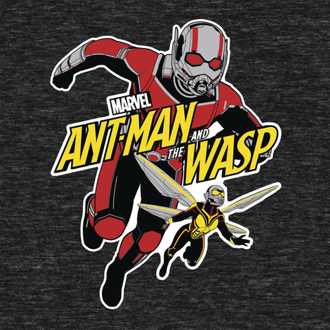 MARVEL ANT MAN & WASP ATTACK - Packrat Comics