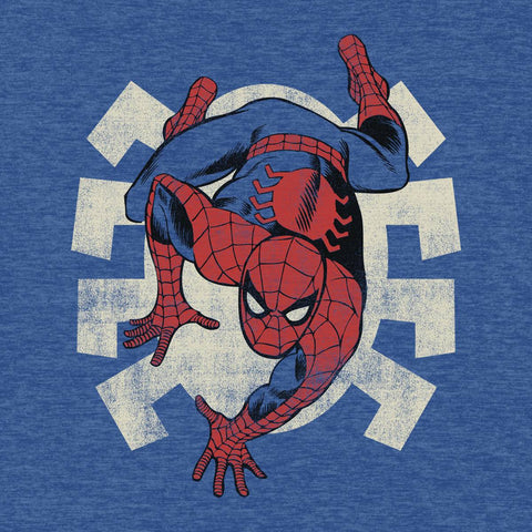 SPIDER-MAN CRAWLING
