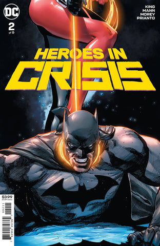 HEROES IN CRISIS #2 (OF 9) - Packrat Comics