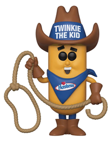POP AD ICONS HOSTESS TWINKIE THE KID VINYL FIGURE - Packrat Comics