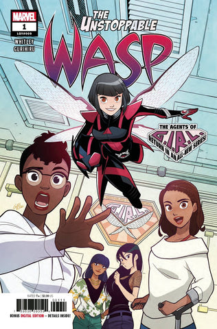 UNSTOPPABLE WASP #1 (OF 5) - Packrat Comics