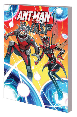 ANT-MAN AND WASP TP LOST FOUND - Packrat Comics