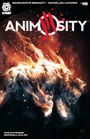 ANIMOSITY #18 (MR) - Packrat Comics
