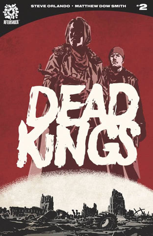 DEAD KINGS #2 - Packrat Comics