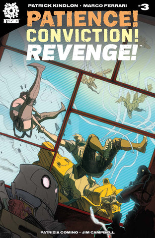 PATIENCE CONVICTION REVENGE #3 - Packrat Comics