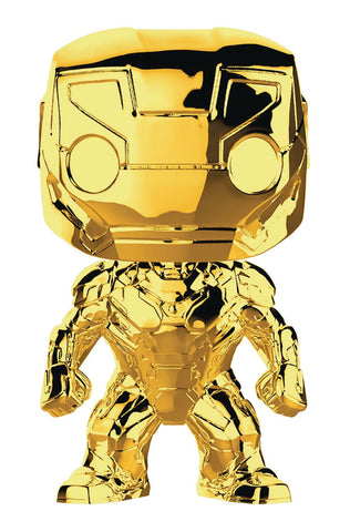 POP MARVEL STUDIOS 10 IRON MAN VINYL FIG - Packrat Comics