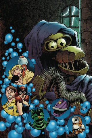 MYSTERY SCIENCE THEATER 3000 #3 CVR A NAUCK - Packrat Comics