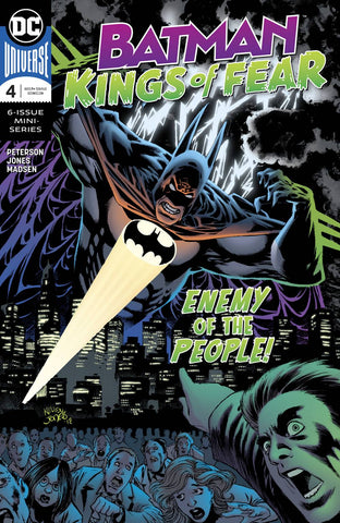 BATMAN KINGS OF FEAR #4 (OF 6) - Packrat Comics