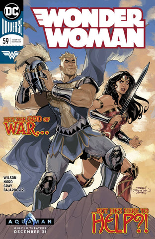 WONDER WOMAN #59 - Packrat Comics