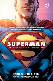 SUPERMAN HC VOL 01 THE UNITY SAGA - Packrat Comics
