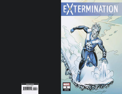 EXTERMINATION #5 (OF 5) HAWTHORNE CONNECTING VAR - Packrat Comics