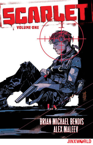 SCARLET TP VOL 01 (MR) - Packrat Comics