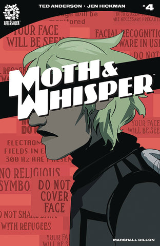 MOTH & WHISPER #4 - Packrat Comics