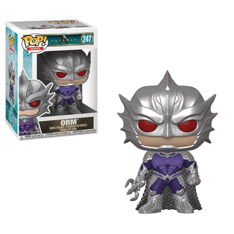 POP DC HEROES ORM VINYL FIG - Packrat Comics