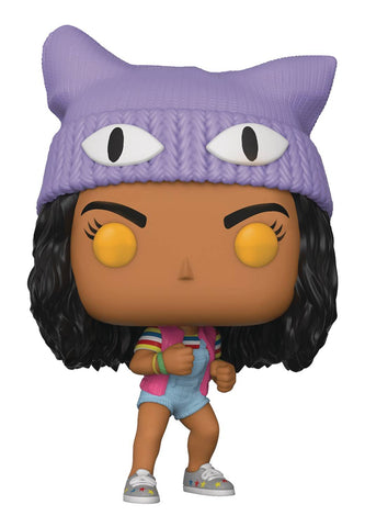 POP MARVEL RUNAWAYS MOLLY HERNANDEZ VINYL FIG - Packrat Comics