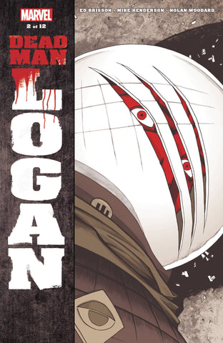 DEAD MAN LOGAN #2 (OF 12) - Packrat Comics