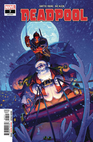 DEADPOOL #7 - Packrat Comics