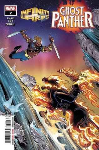 INFINITY WARS GHOST PANTHER #2 (OF 2) - Packrat Comics