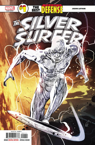 DEFENDERS SILVER SURFER
