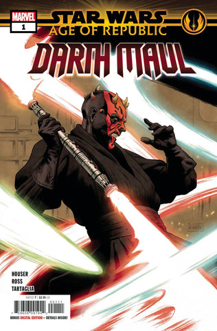 STAR WARS AGE REPUBLIC DARTH MAUL