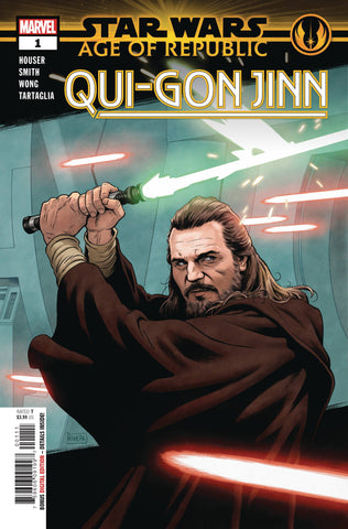 STAR WARS AGE REPUBLIC QUI-GON JINN - Packrat Comics