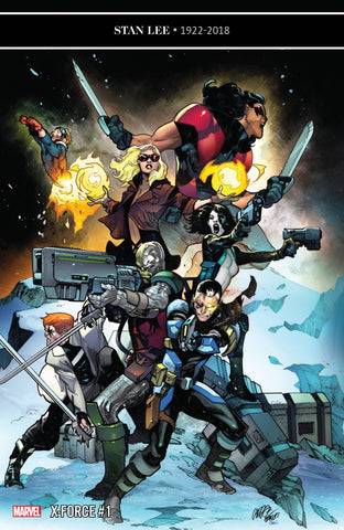 X-FORCE #1 - Packrat Comics