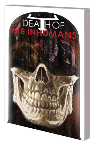 DEATH OF INHUMANS TP - Packrat Comics